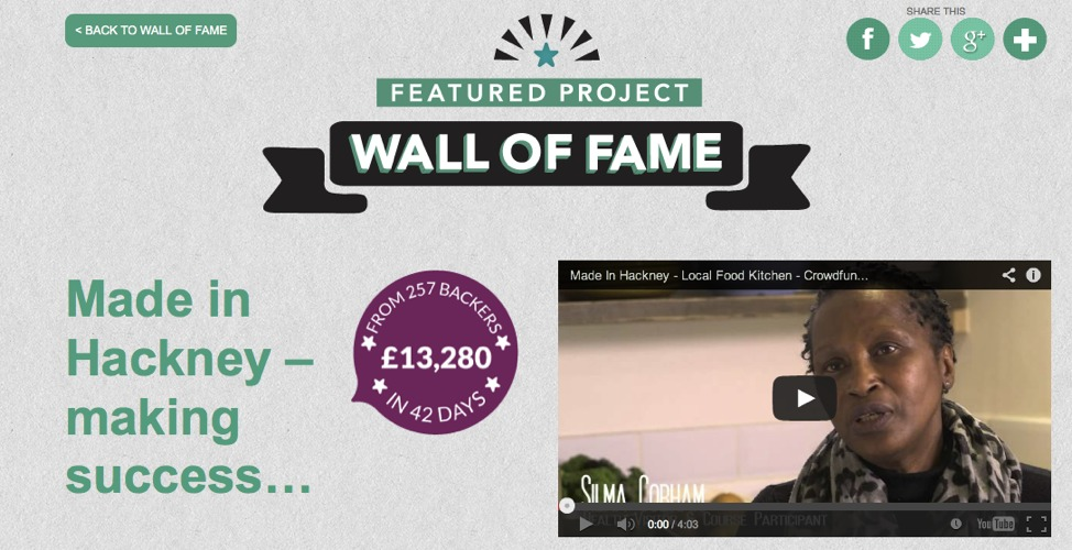 We're On Crowdfunder Hall Of Fame