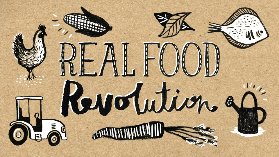 The Food Revolution Has Been Televised