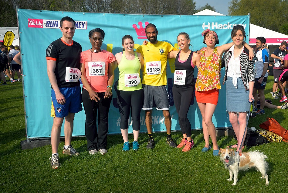 Latest News | Want to run for us in the Hackney Half Marathon?