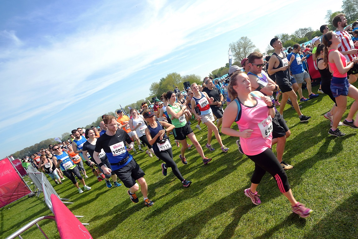 The Hackney Half Marathon - how to cross the finishing line in one piece!