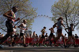 Will you run for us in the 2020 London Marathon?