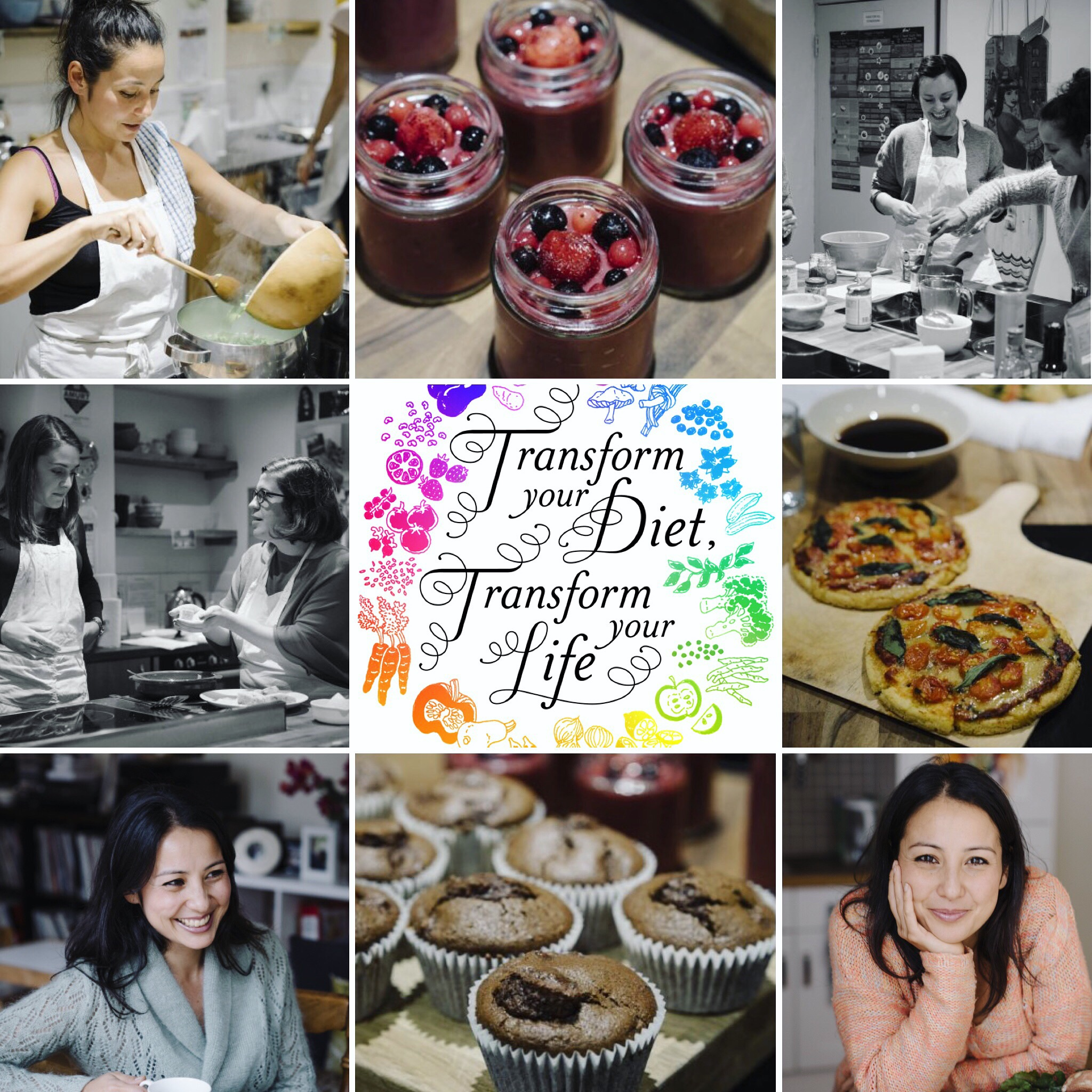 Event | Transform Your Diet, Transform Your Life with Nicky Clinch - 6 weeks course