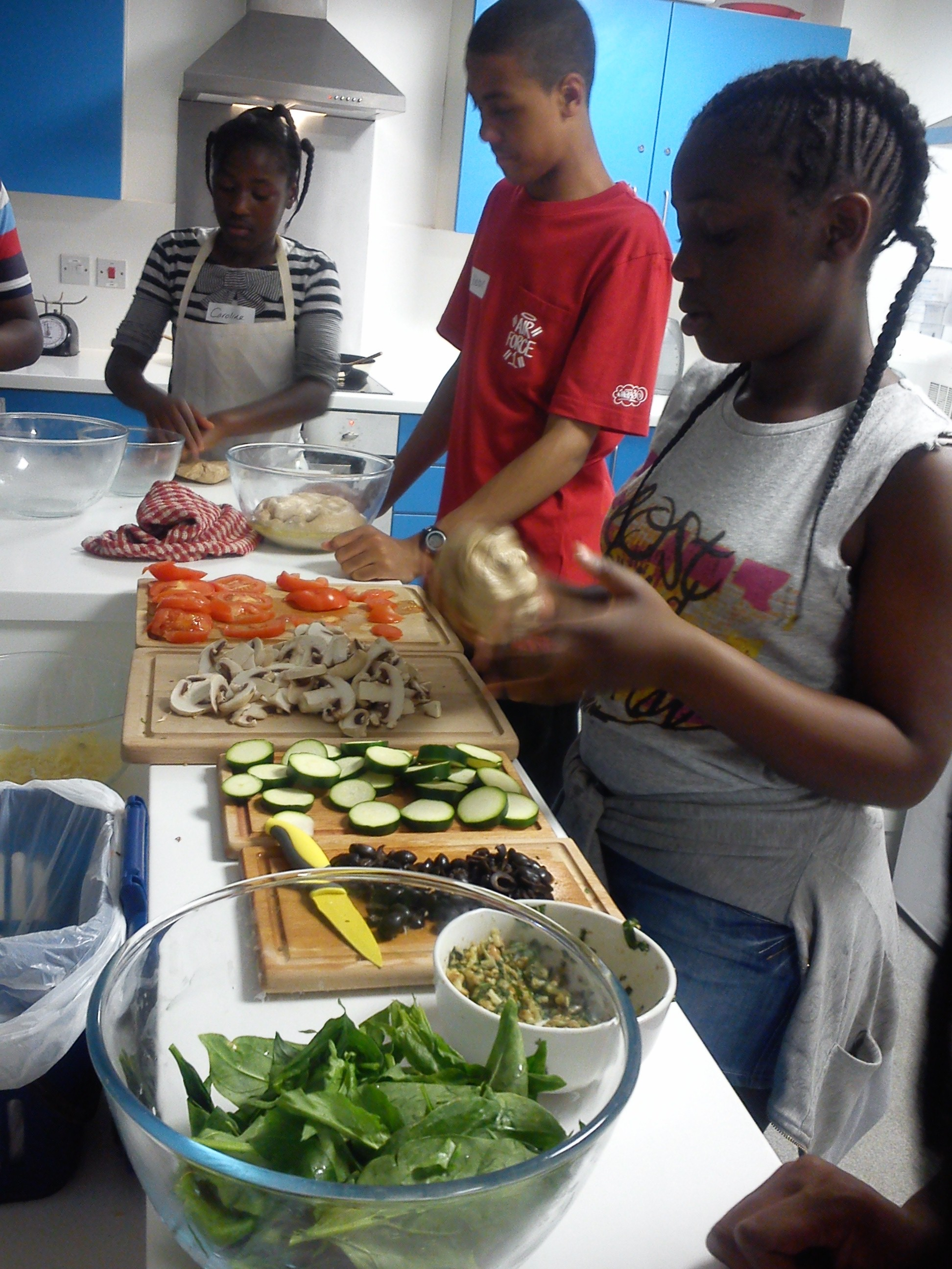 Event | Hackney Take Away - Youth Course (Age 12-18 years)