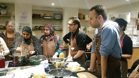 Event | Cooking for Life with East London Vision