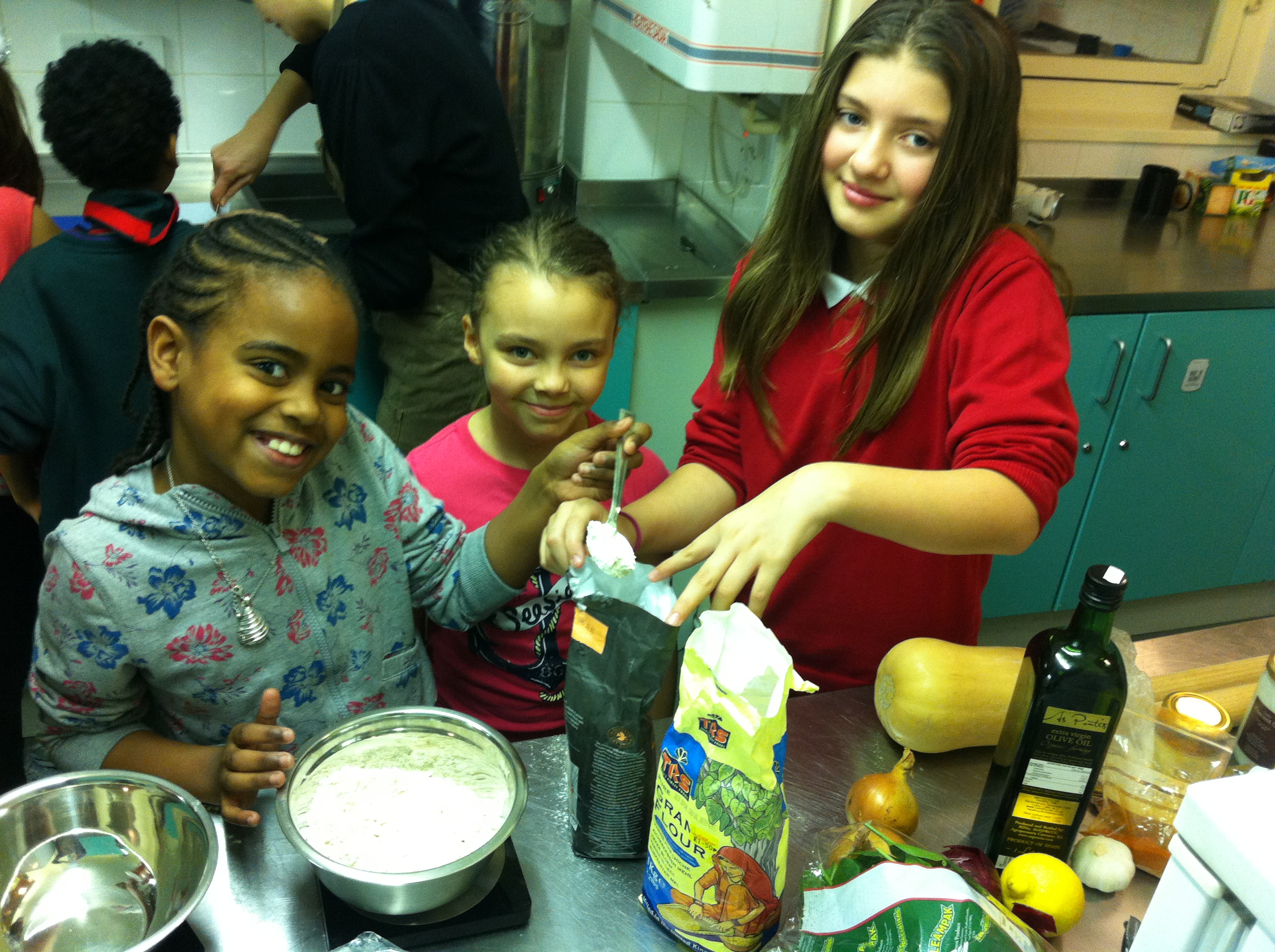 Event | Cooking For Life - Parents & Children at Nye Bevan Community Hall - FREE! BOOK NOW