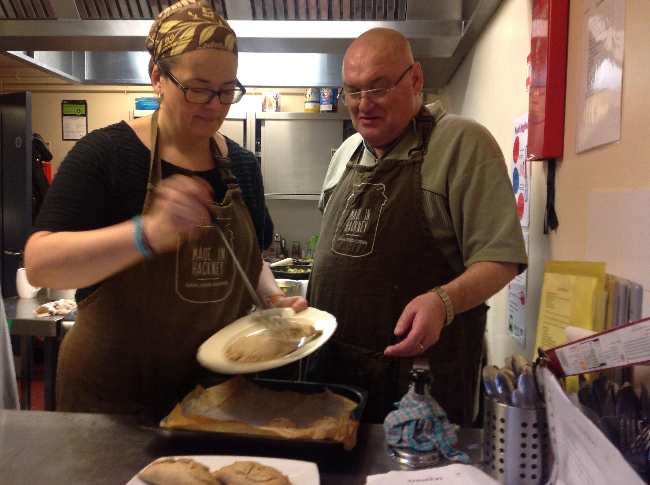 Cooking for Life with Blackfriars Settlement