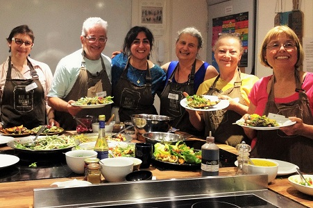 Cooking for Life with Cambria House (Salvation Army)