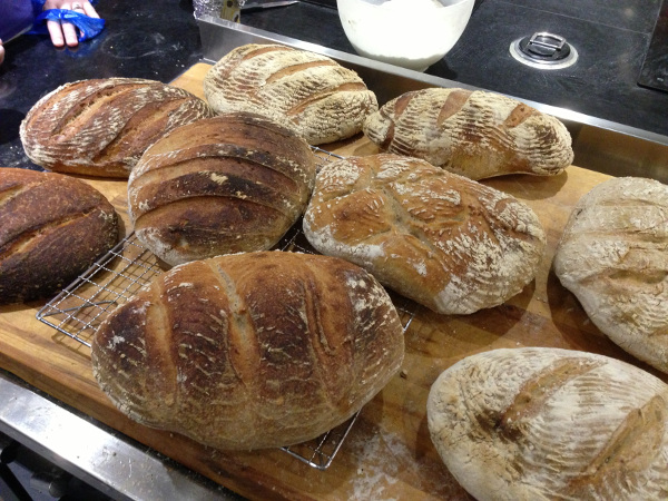 Professional Bread Makers Weekend Intensive Course - Fully  Booked