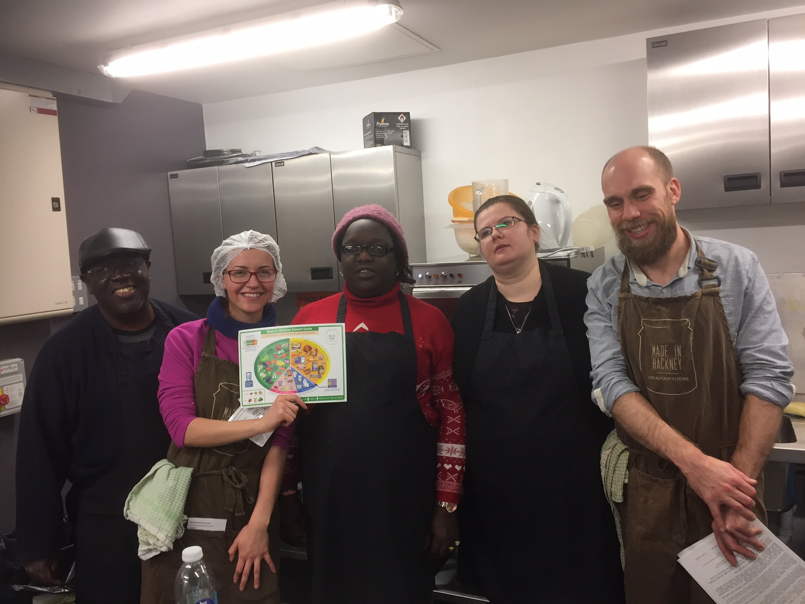 Cooking for Life with the Elfrida Society