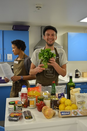 Event | Ital n Vital - Saturday Cookery Club at Redmond Centre