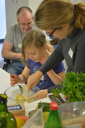 Event | Fifteen minutes meals - Saturday Cookery Club at Redmond Centre