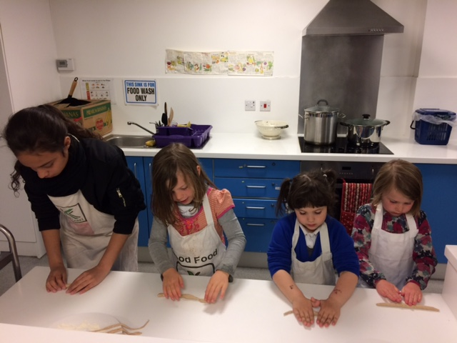 Event | Cooking For Life - Parents & Children at Lea View Community Hall - Free! Book now