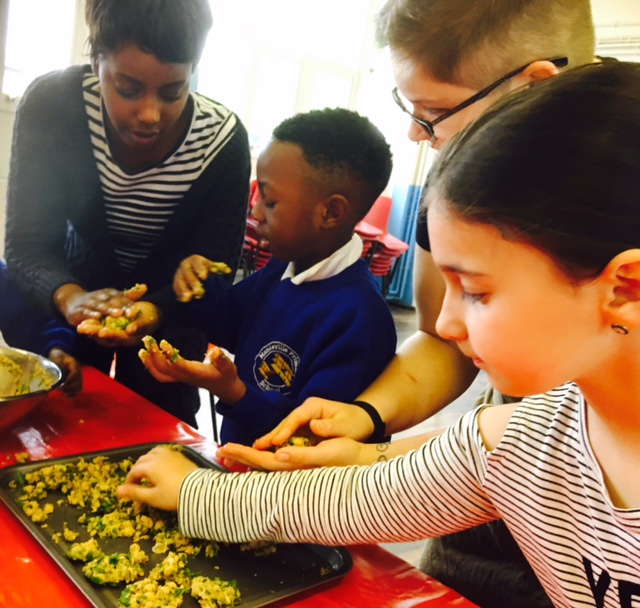 Event | Cooking For Life - Family Cooking at Nye Bevan Community Hall - Free! Book now