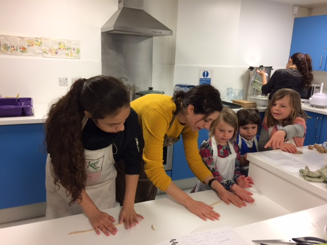 Event | Cooking For Life - Family Cooking at Redmond Community Centre - Free! Book now