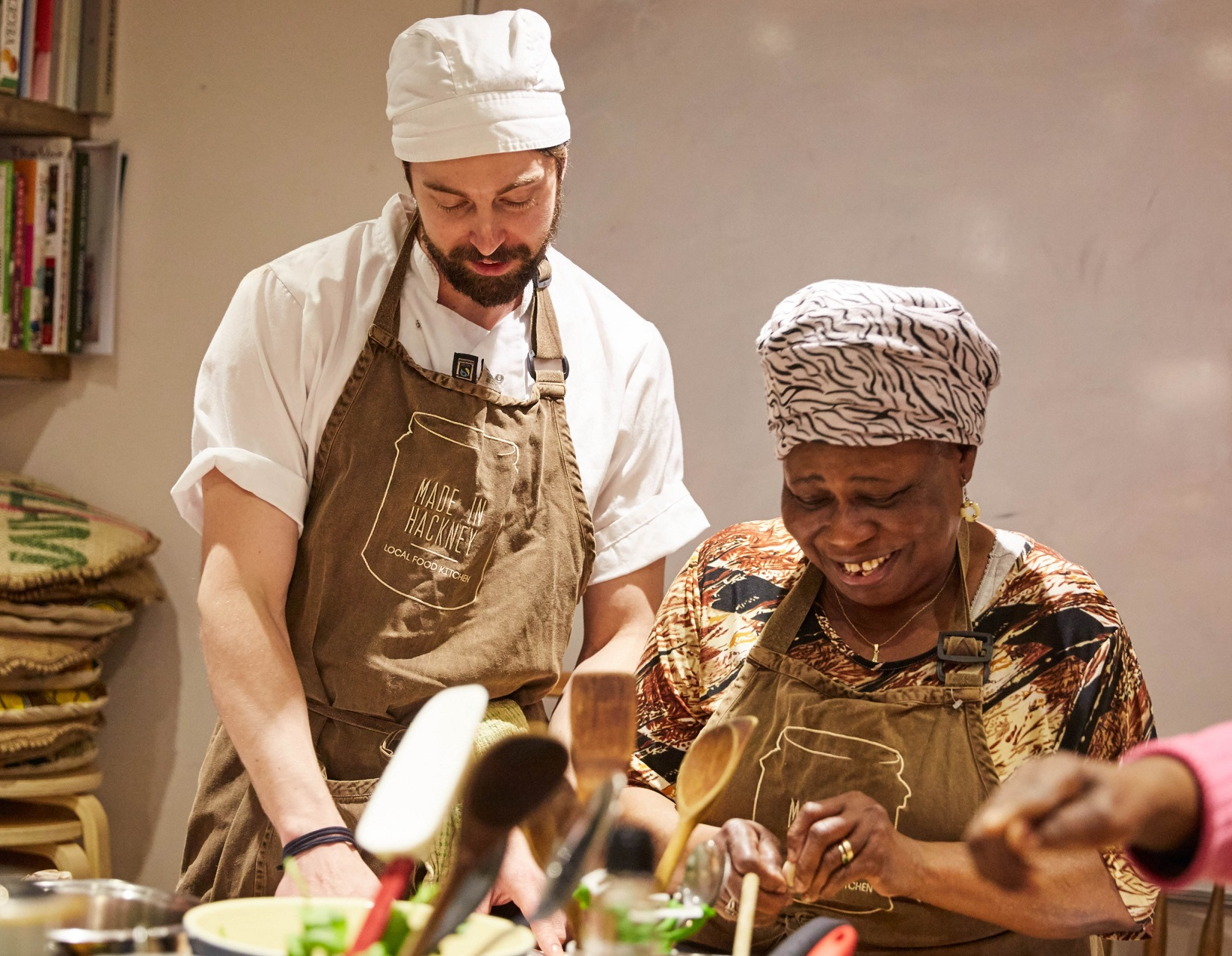 Event | Cooking for Life with Yalding Heathy Living Centre (Age UK Lewisham & Southwark)