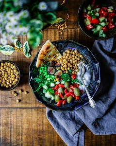 Event | Healthy Vegan (Introduction to Nutrition & Cooking) with Daphné Duval