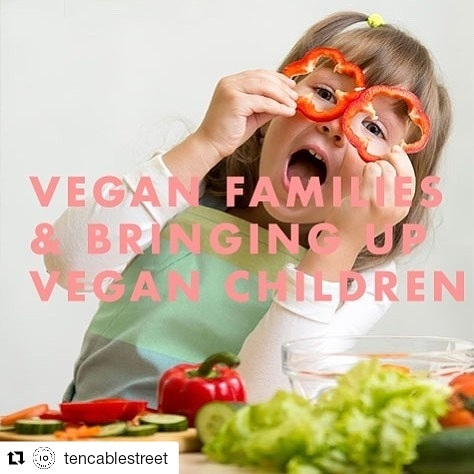 Event | Vegan Families & Bringing Up Vegan Kids