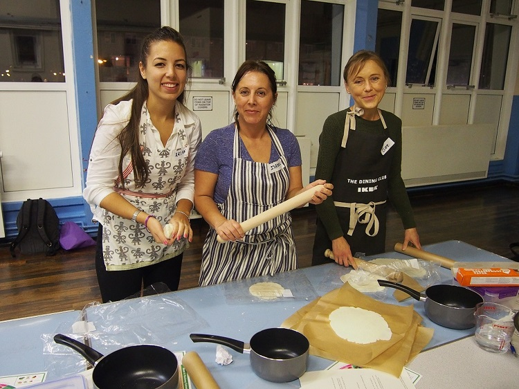 Event | International Cuisine at Nye Bevan Community Hall - Free! Book now
