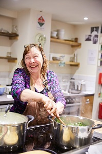 Cooking for Life with Hackney Circle