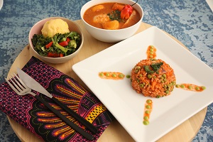 Event | Indo-African Fusion Cuisine