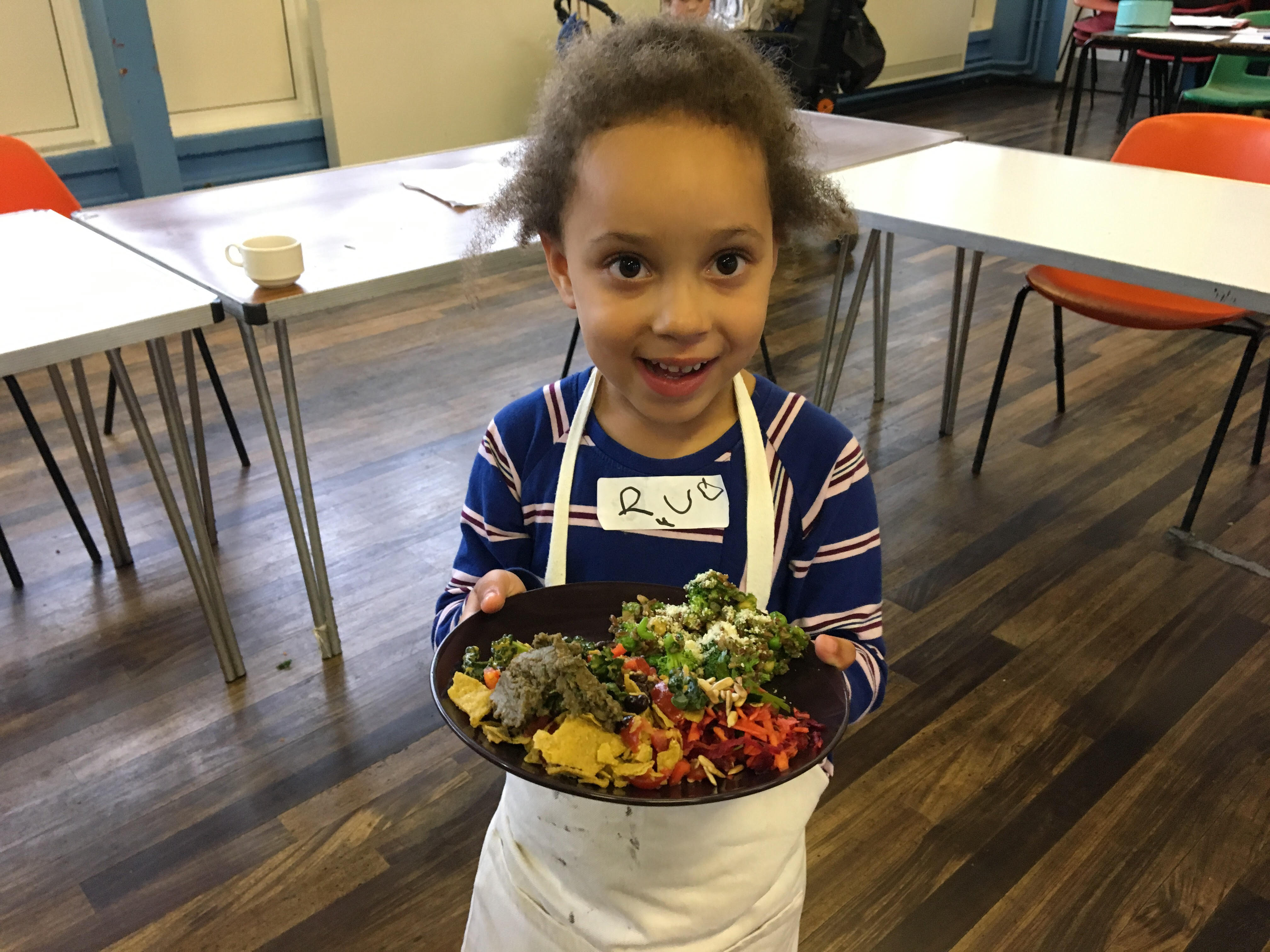 Cooking For Life - Family Cooking at Nye Bevan Hall
