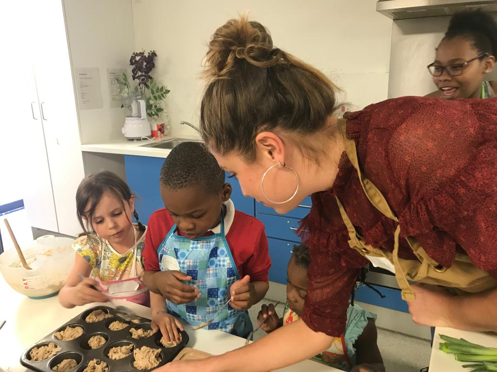 Event | Family Cooking at Redmond Community Centre