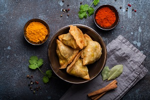 Vegan Indian Street Food