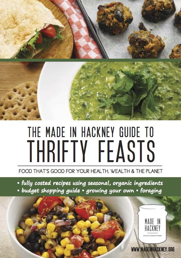 Thrifty Feasts Recipe Book