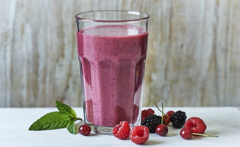 Summer Berry Smoothie