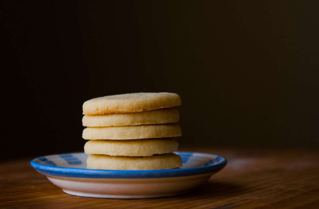 Cardamom & Cinnamon Biscuits