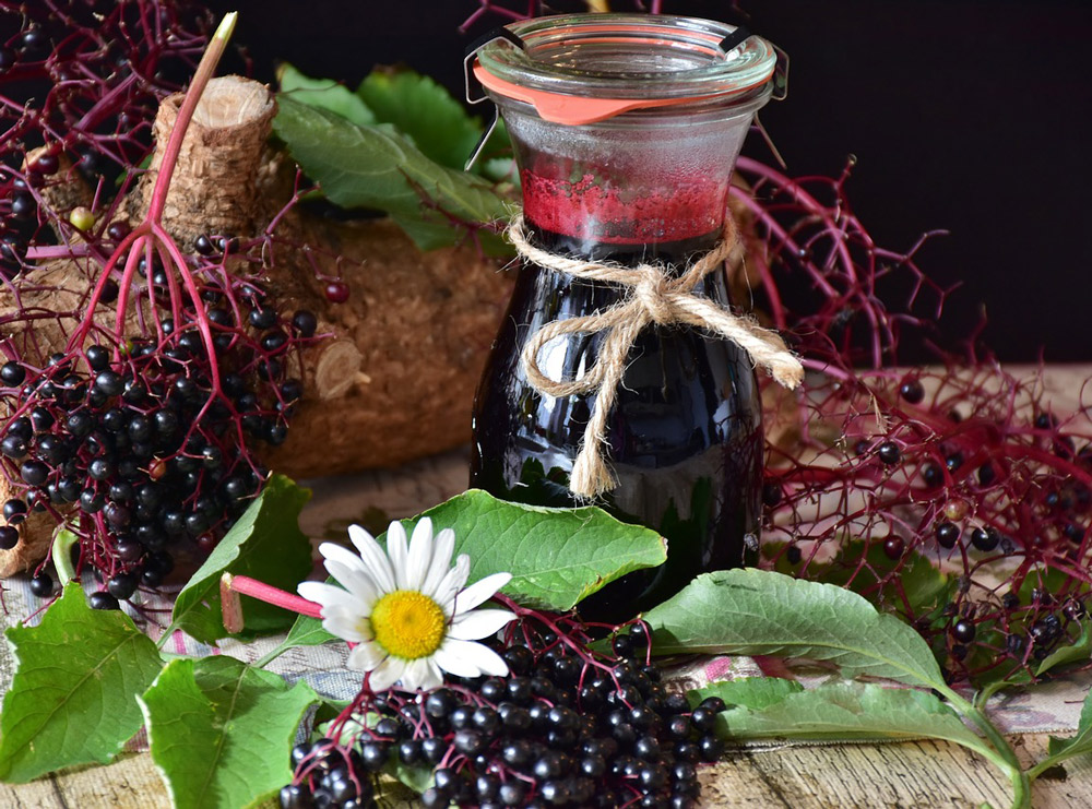 Elderberry Juice