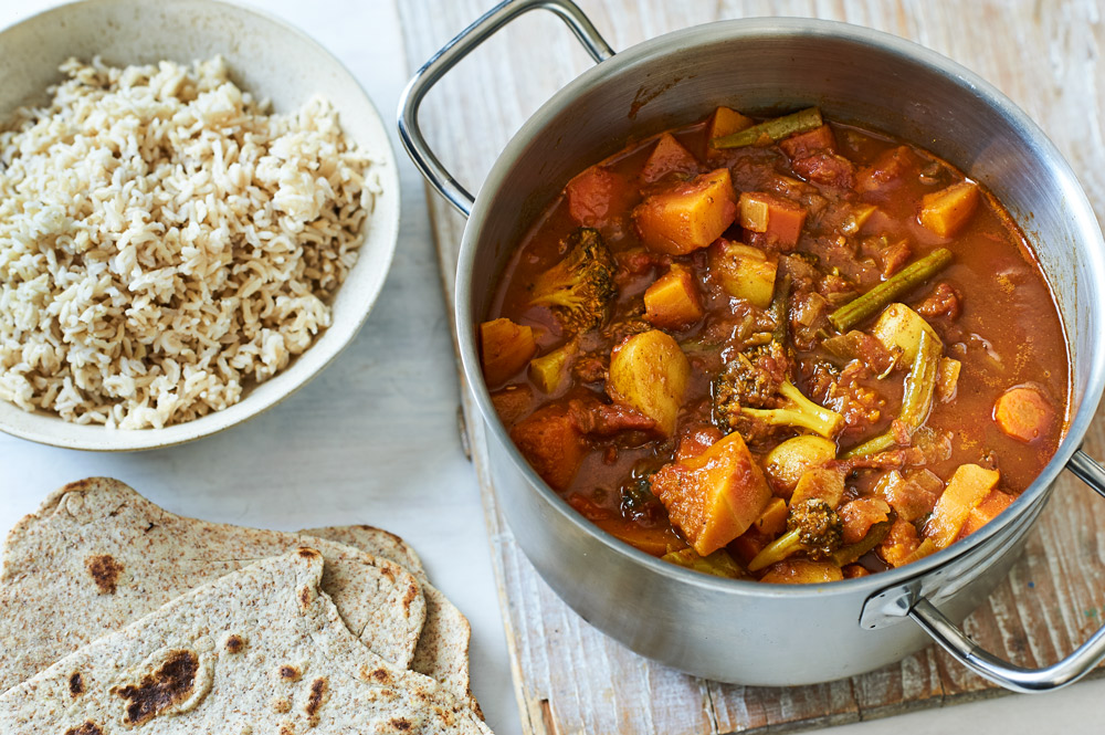 Trini-style Curry in a Hurry