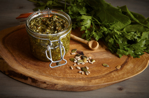 Mixed Herb Pesto