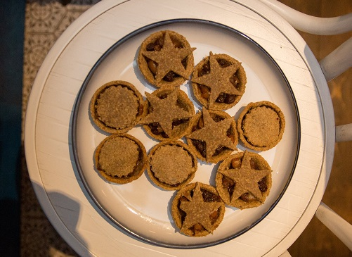 World's Best Gluten-Free Vegan Mince Pies