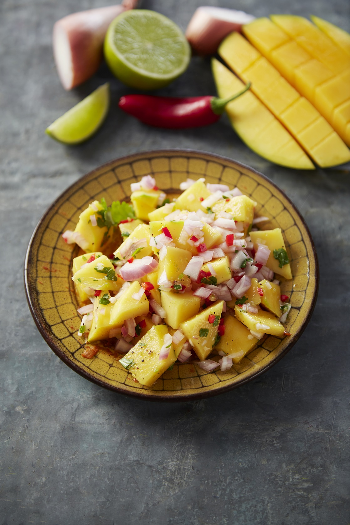 Mango and Chilli Salsa