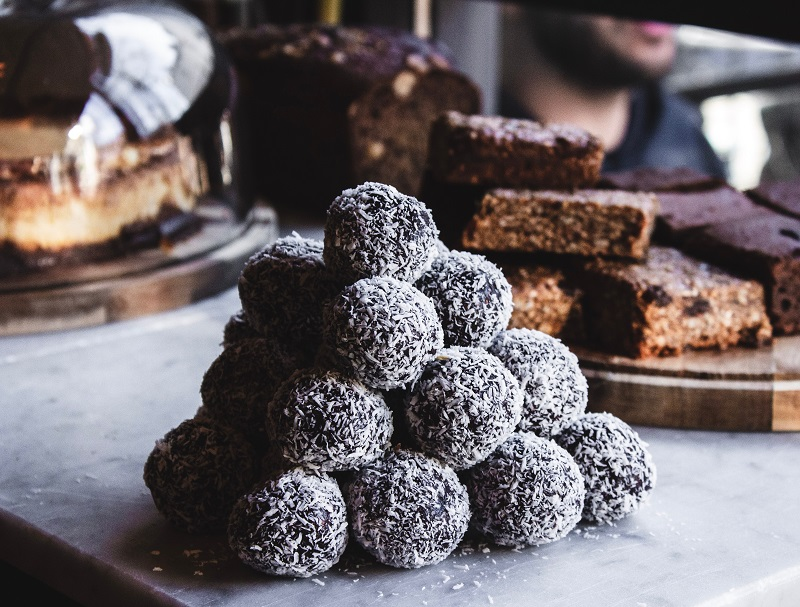 Nut Free Chocolate Bliss Balls